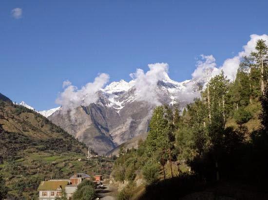 Keylong: Sự pha trộn giữa thiên nhiên và Phật giáo