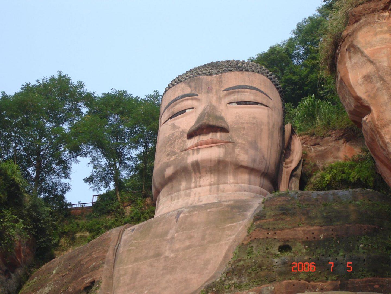 Lạc Sơn Đại Phật: Bức tượng Phật bằng đá cao nhất thế giới