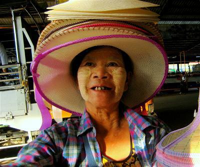 Myanmar hương bay ngược gió