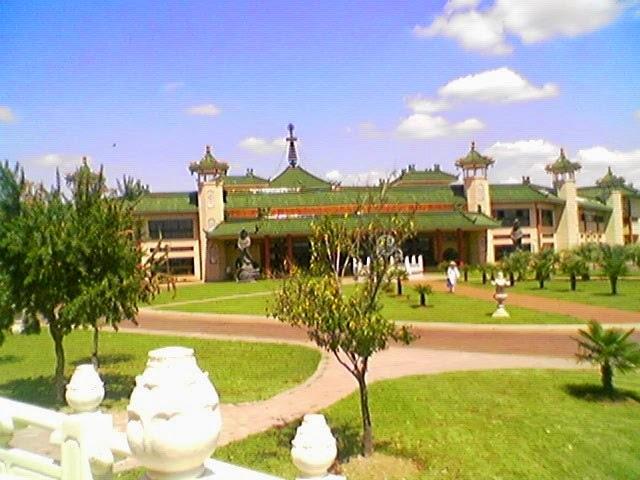 Nan Wua: Ngôi chùa Phật giáo ở Nam Phi
