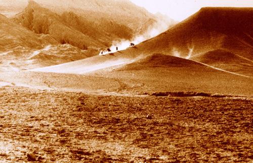Ngoại cảnh tráng lệ của Tây Du Ký 1986