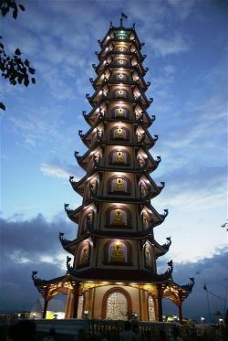 Ngôi chùa tâm linh