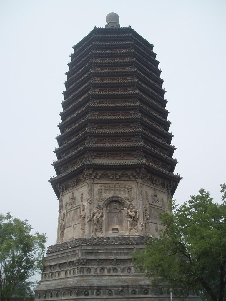 Ngôi Chùa Tianning – Tìm Về Chốn Linh Thiêng