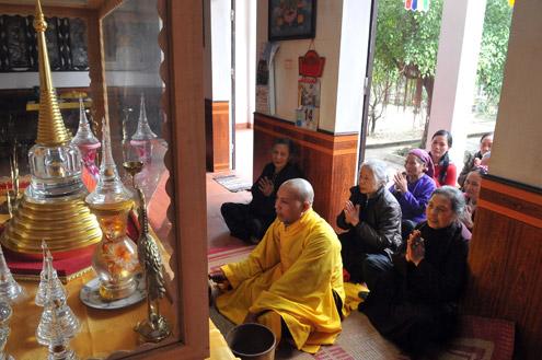 Ngôi chùa tôn trí nhiều xá-lợi nhất Việt Nam