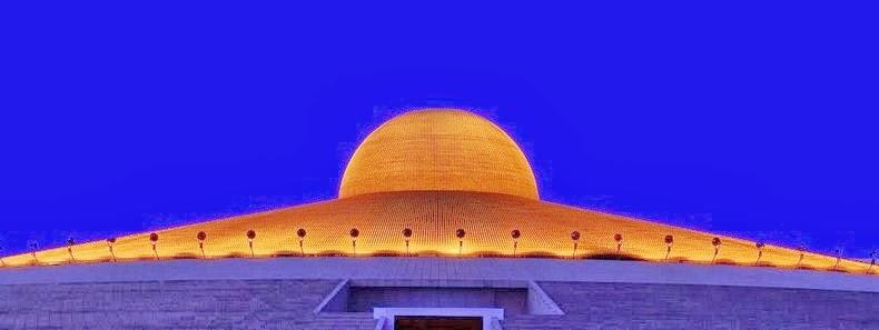 Ngôi đền Phật giáo có kiến trúc đặc biệt nhất thế giới