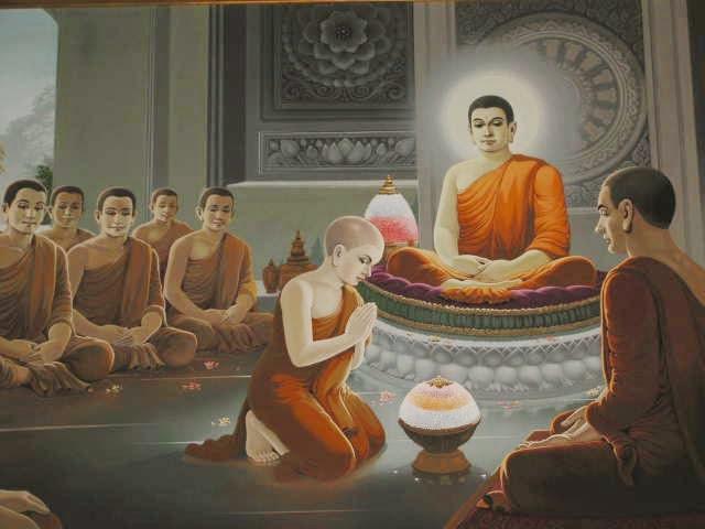 Người Phật tử tự nhìn mình như thế nào