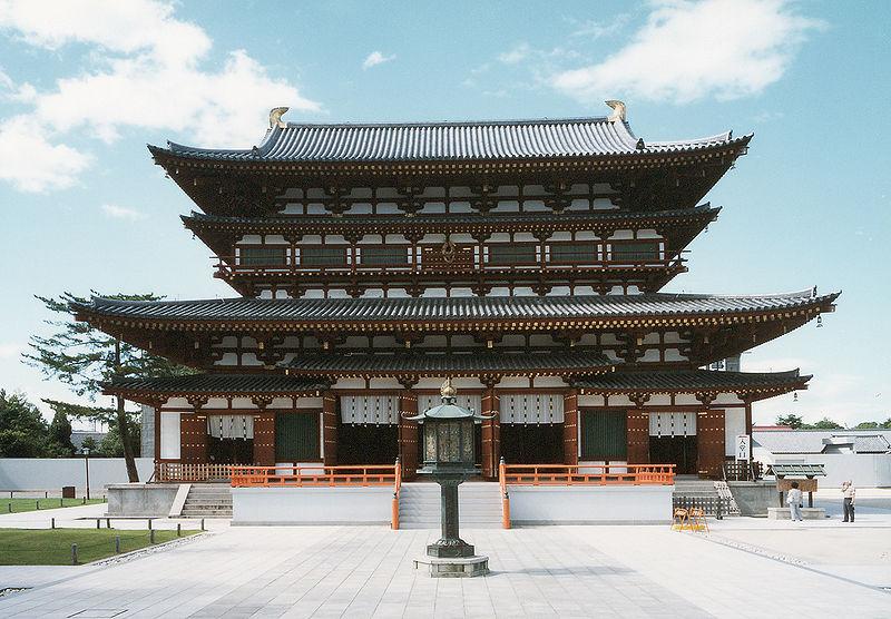 Những Ngôi Chùa Cổ Nổi Tiếng Ở Nhật Bản