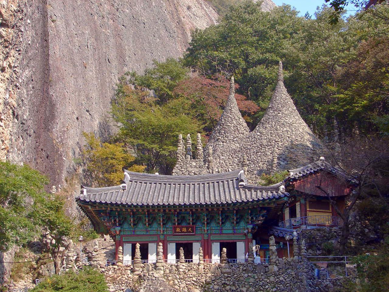 Những ngôi cổ tự Đại Hàn: linh thiêng và tĩnh lặng (P1)