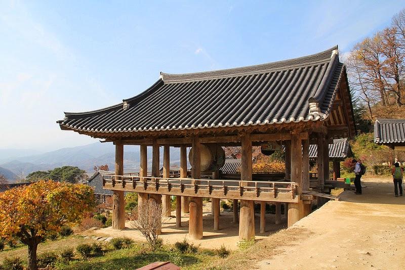 Những ngôi cổ tự Đại Hàn: linh thiêng và tĩnh lặng (P2)