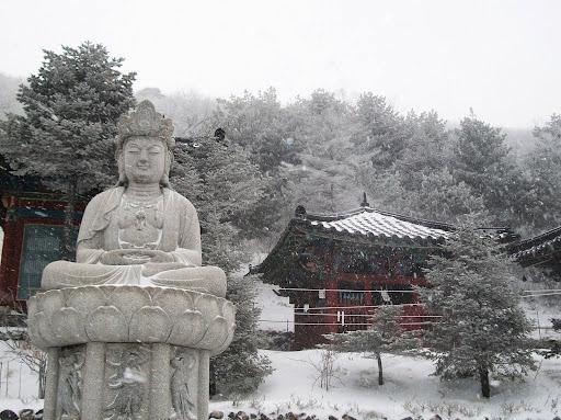 Những ngôi cổ tự Đại Hàn: linh thiêng và tĩnh lặng (P4)