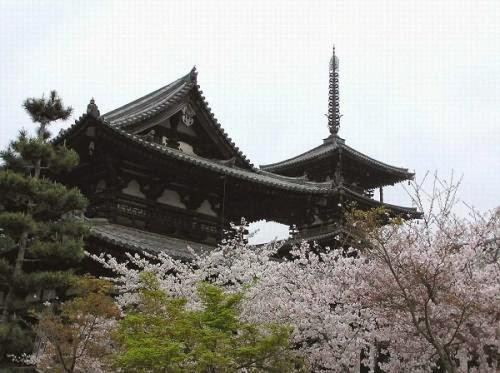 Pháp Long Tự tại cố đô Nara (Nại Lương) - Di sản thế giới