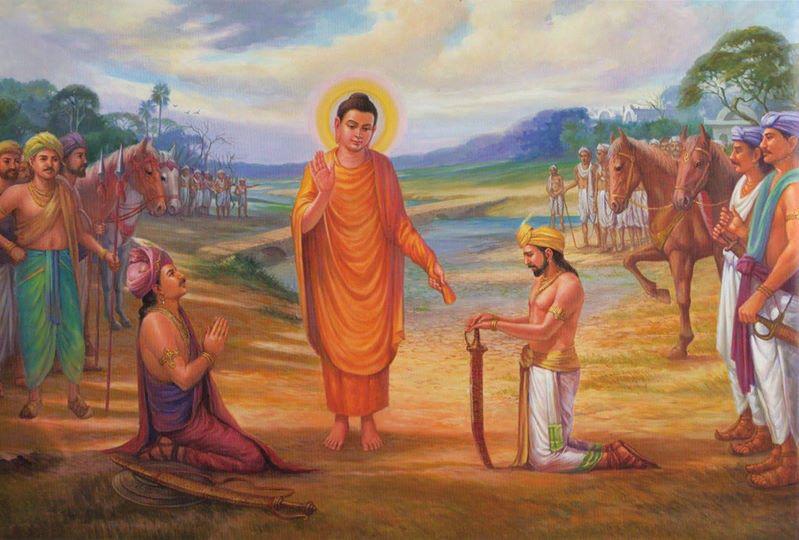 Phật hóa hữu duyên nhơn