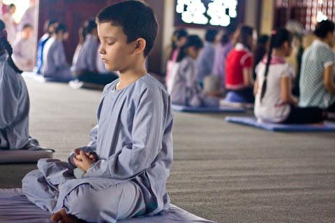 Phương Cách Dạy Phật Pháp Cho Trẻ Em