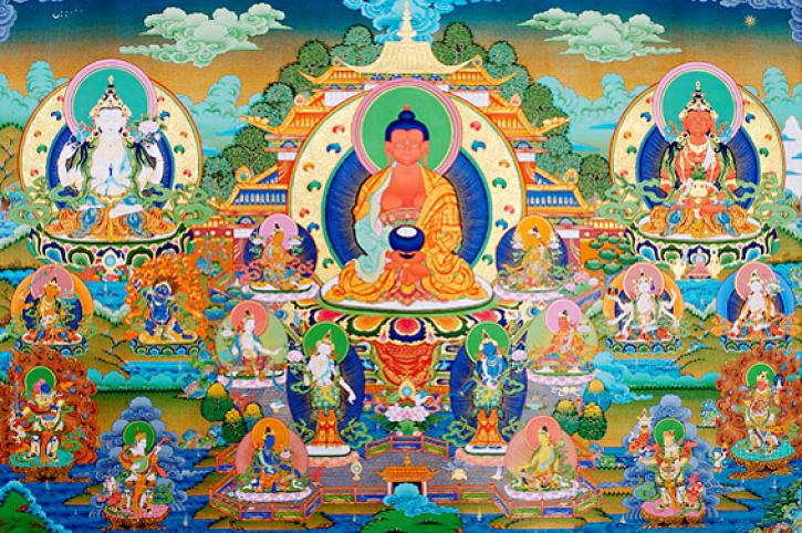 Tánh Không trong truyền thống Phật giáo Tây Tạng (P2)