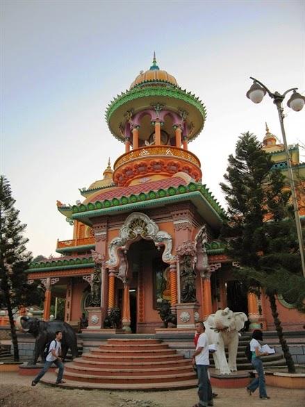 Tây An Tự - Ngôi chùa nổi tiếng bậc nhất Tây Nam Bộ