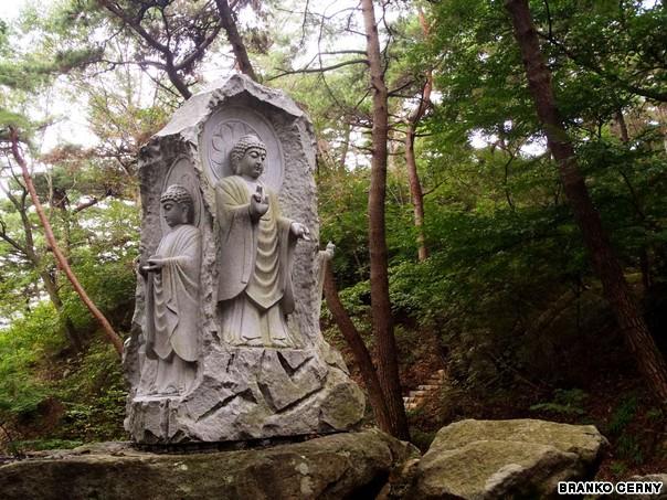 Thiêng liêng đền Sudeoksa của xứ sở kim chi