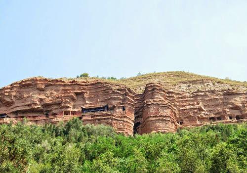 Trung Quốc: Khám phá Đền Bắc Phật giáo ở thành phố Tây Ninh, tỉnh Thanh Hải