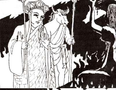 Truyện thơ: Mục Liên - Thanh Đề (Phần cuối)