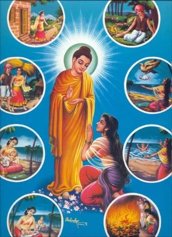Ứng dụng lời Phật dạy vào đời sống hàng ngày