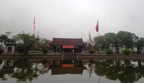 Vẻ đẹp yên bình và độc đáo của chùa Keo