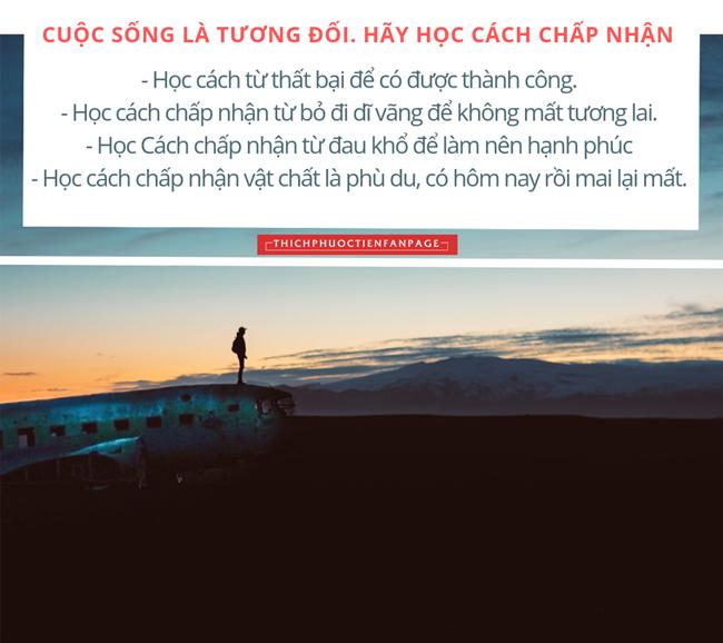 cuoc song la tuong doi