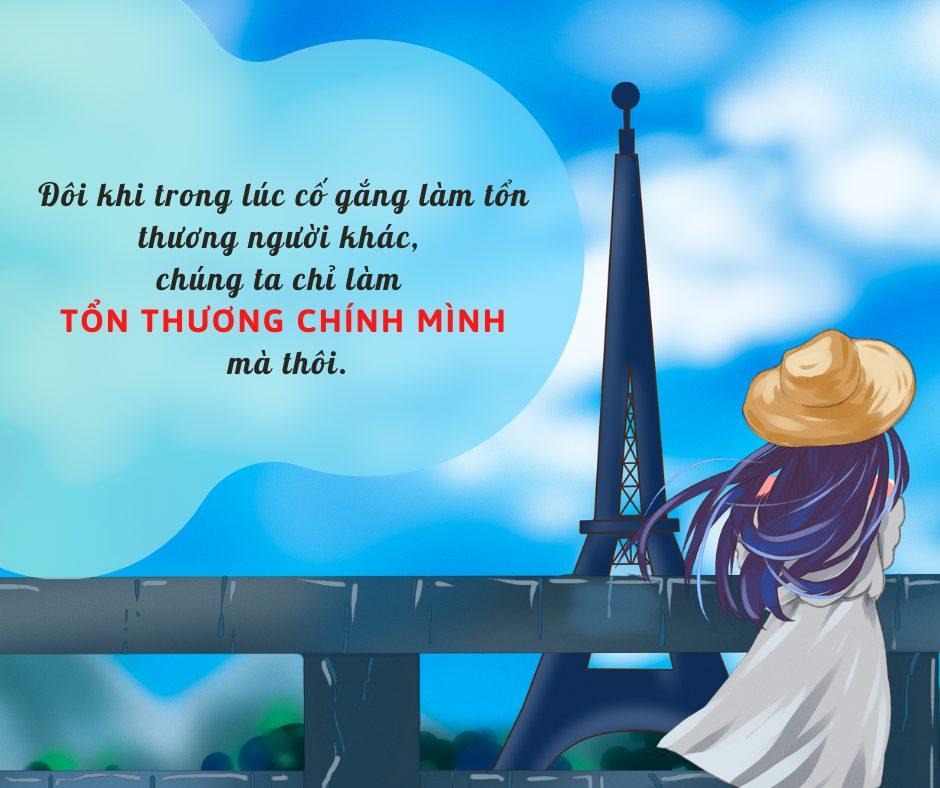 dung ton thuong nguoi khac